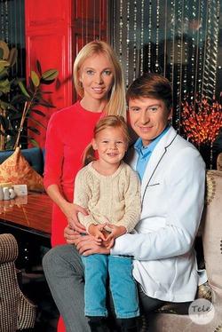 У Алексея Ягудина будет второй малыш