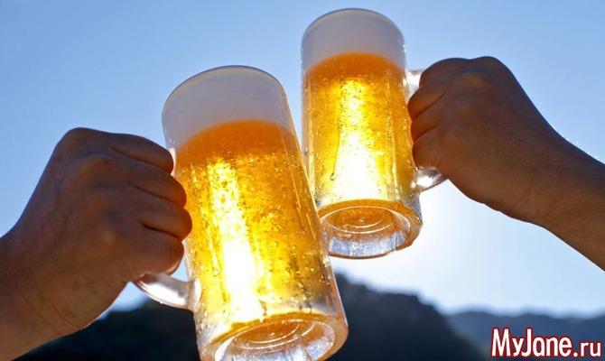 Пиво не по назначению
