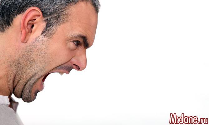 Размышления о мужской агрессивности