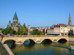 Самое дешёвое направление отдыха во Франции  - Лотарингия