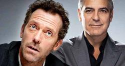 Джордж Клуни рассказал, чем его поразил «доктор Хаус» Хью Лори