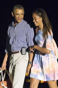 Бараку Обаме предложили щедрый выкуп за дочь