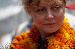 Сьюзан Сарандон рассталась с бойфрендом и уехала в Непал