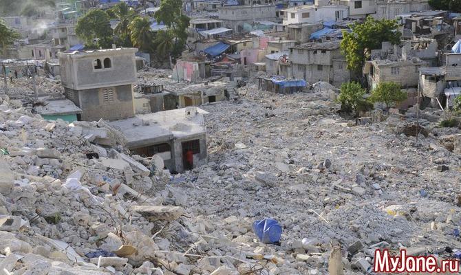 Землетрясения: кто живет на краю гибели