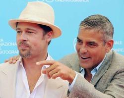 Дружбе конец: Брэд Питт и Джордж Клуни больше не общаются
