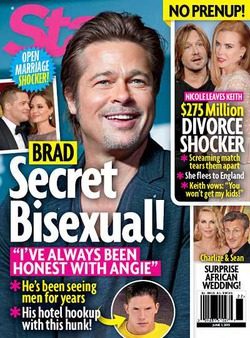 Брэд Питт – бисексуал
