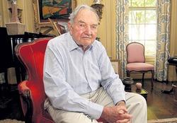 99-летнему Рокфеллеру пересадили шестое сердце