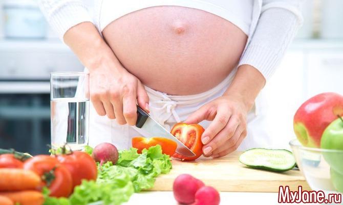 7 главных нутриентов для здоровой беременности