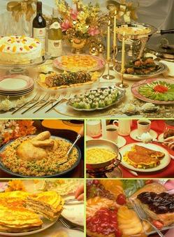 Дежурные блюда