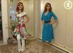 Одна оригинальная идея и два абсолютно разных платья