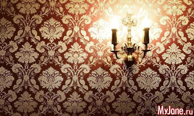 Украшаем дом с помощью светильников
