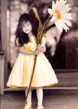 Маленькая девочка в твоей душе