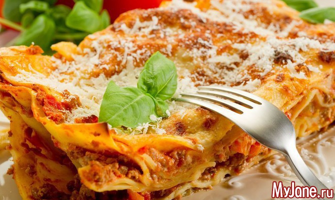 Блюдо из Италии…