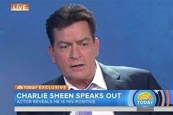 Чарли Шин в телеэфире признался в своем ВИЧ-диагнозе