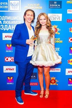 Стефания Маликова передумала быть фармацевтом и запела