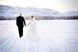 Сезон для свадьбы! Зима, весна, лето, осень?