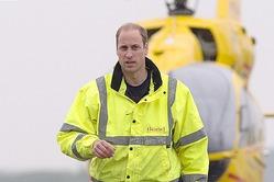 Принц Уильям спас ребенка, попавшего в ДТП