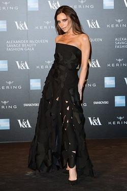 Виктория Бекхэм претендует на звание «лучшего дизайнера года»