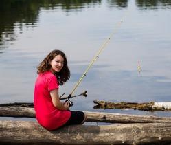 Женская рыбалка: ловись, рыбка!