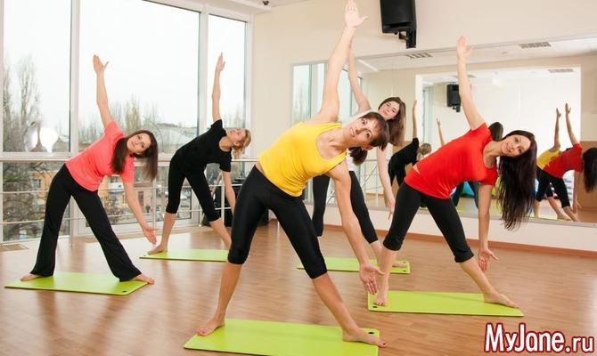Йога для начинающих: 7 популярных техник