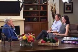 Брэд Питт и Анджелина Джоли вместе дали интервью