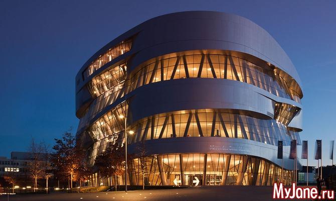 Германия, музей Мерседес-Бенц