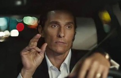Мэттью МакКонахи снялся в рекламе автомобиля