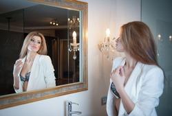 Как любовь к себе и зеркала могут испортить фигуру