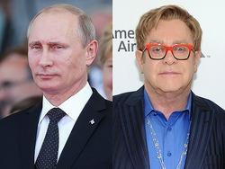 Владимир Путин позвонил Элтону Джону и извинился