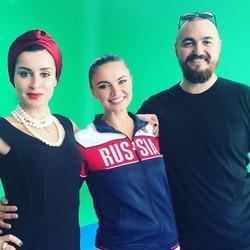 Алина Кабаева сильно похудела