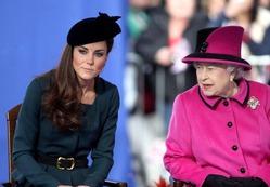 Кейт Миддлтон спровоцировала королеву