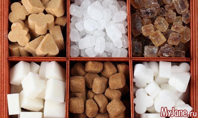Сахар: польза или вред?
