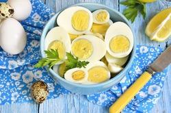 От какой болезни мужчин защитят яйца в рационе