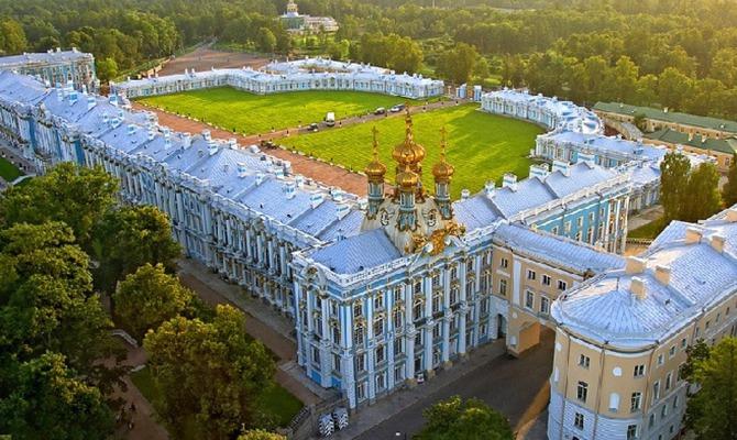 Город Пушкин под Петербургом: «Поедем в Царское Село!»