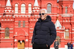 Джорджио Армани  в Москве: планов громадьё