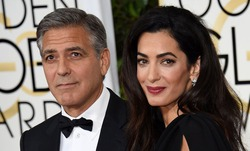 Джордж Клуни рассказал о своей любви к Амаль
