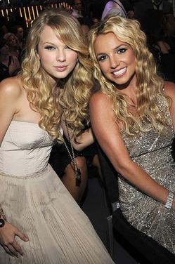 Бритни Спирс даже не вспомнила о знакомстве с Тейлор Свифт