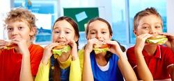 Здоровое пищеварение школьника