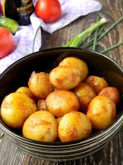 """Молодой картофель """"Золотая осень"""""""