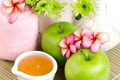 Маски для лица из яблок в домашних условиях.