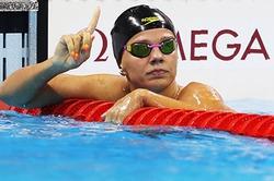 Пловчиха Ефимова сравнила Олимпиаду с войной