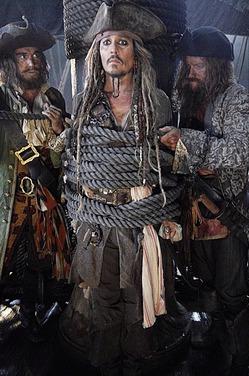 Нервный брак: из-за семейных скандалов  Деппа «Пиратов» едва сняли