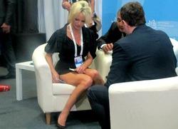 Памела Андерсон вновь покажет во Владивостоке свои буи