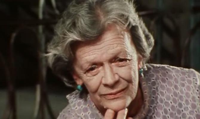 Самая известная бабушка Советского Союза