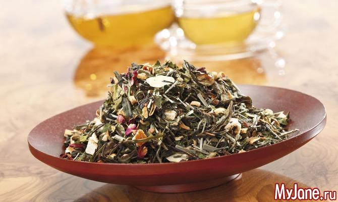 Как похудеть с зеленым чаем?