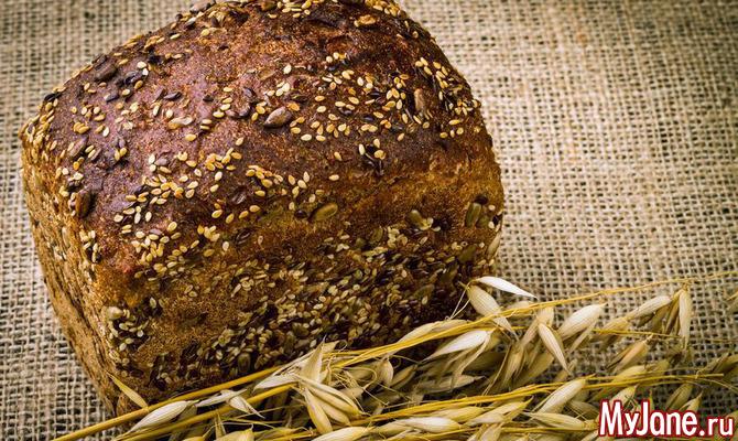 О пользе ржаного хлеба
