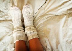 Носки на ночь?