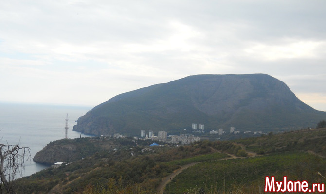 Легендарные вершины Крыма