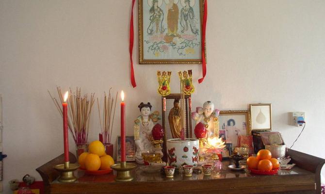 Загробные традиции Китая