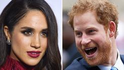 Принц Гарри и Меган Маркл впервые вместе появились на публике
